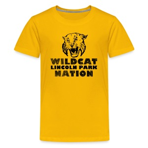 Wildcat Nation - Kids' Premium T-Shirt