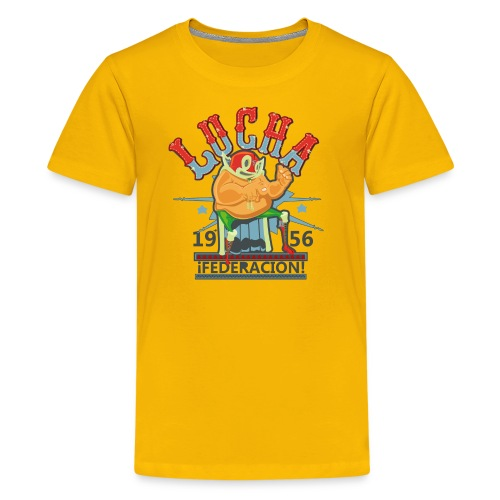 luchador - Kids' Premium T-Shirt