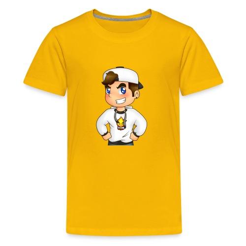 TraxZ - Kids' Premium T-Shirt