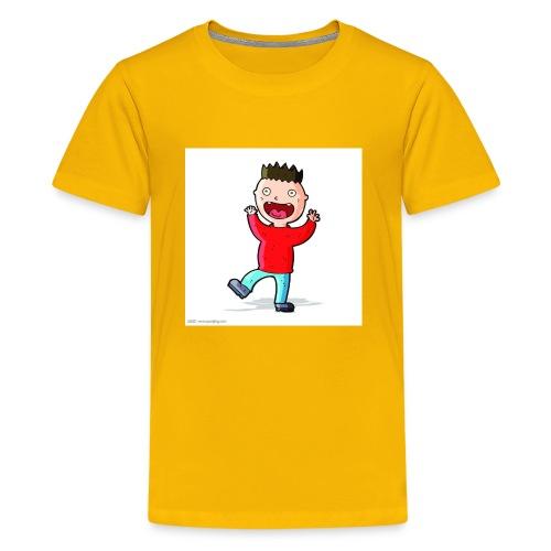 dfdfdf2222666 - Kids' Premium T-Shirt