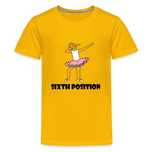 ballet dab - Kids' Premium T-Shirt