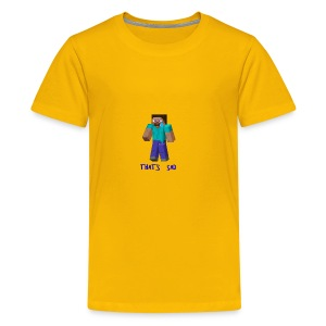 THAT'S SAD STEVE SHIRT - Kids' Premium T-Shirt
