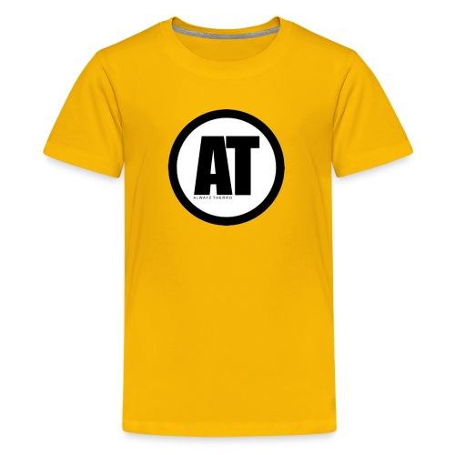 Alwayz Thero Logo - Kids' Premium T-Shirt