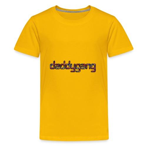 daddygang merchandise - Kids' Premium T-Shirt