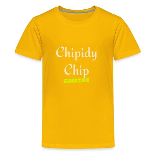 Chipidy Chip Gaming! - Kids' Premium T-Shirt
