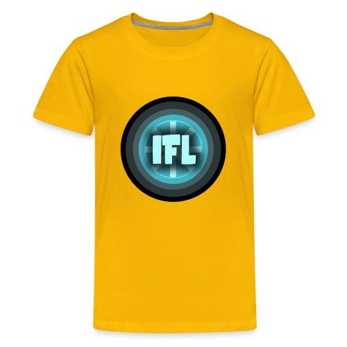 Logo Looper - Kids' Premium T-Shirt