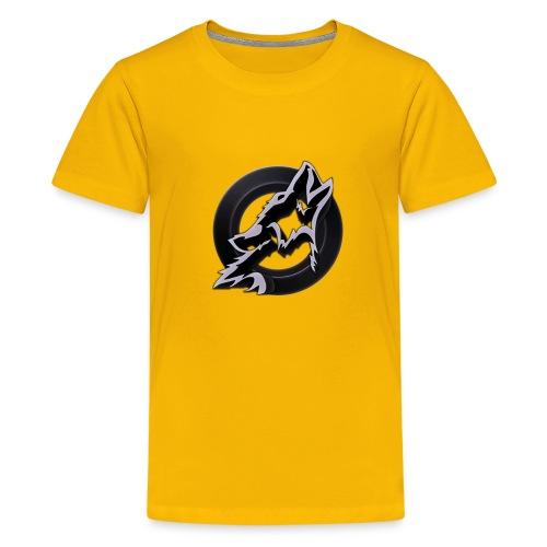 Dusk Circular Logo - Kids' Premium T-Shirt