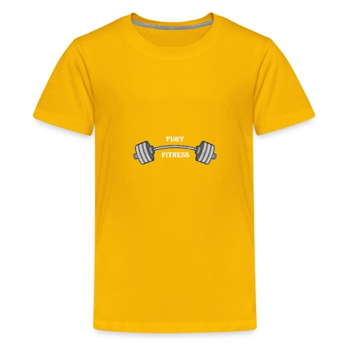 Fury Fitness - Kids' Premium T-Shirt