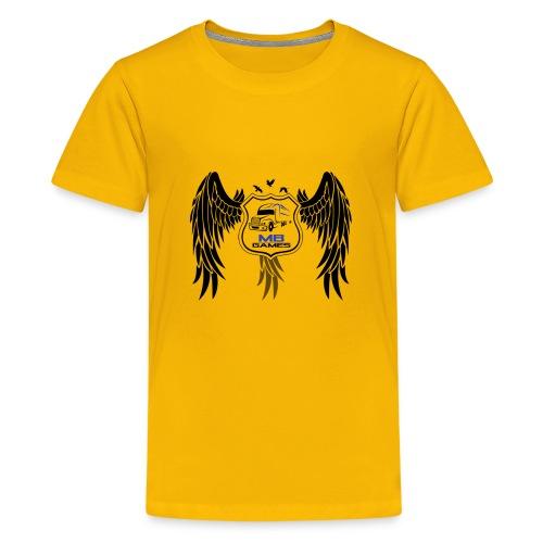 Logomarca PNG - Kids' Premium T-Shirt