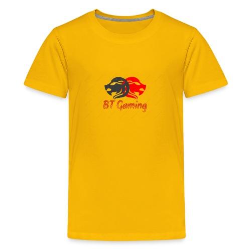 e4e775f9 916b 45f1 9a45 4f5d23531bdb watermark - Kids' Premium T-Shirt