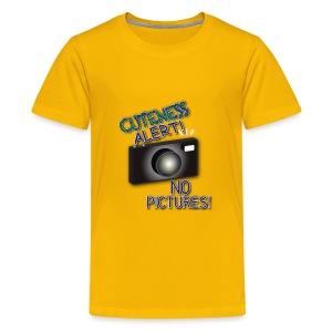 Cuteness Alert 2 - Kids' Premium T-Shirt