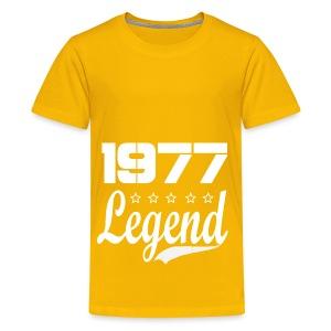77 Legend - Kids' Premium T-Shirt