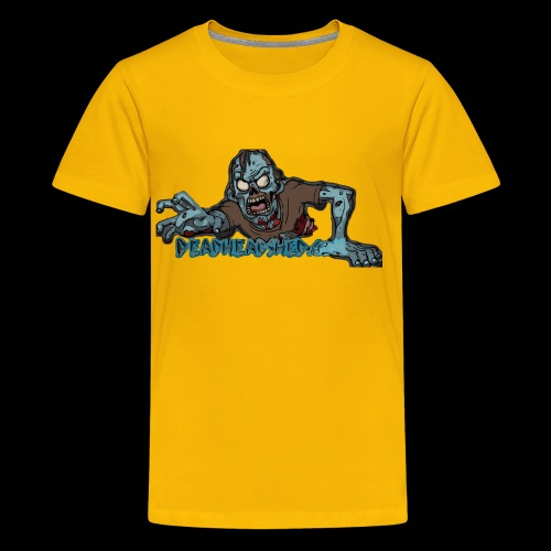 Dark zombie - Kids' Premium T-Shirt