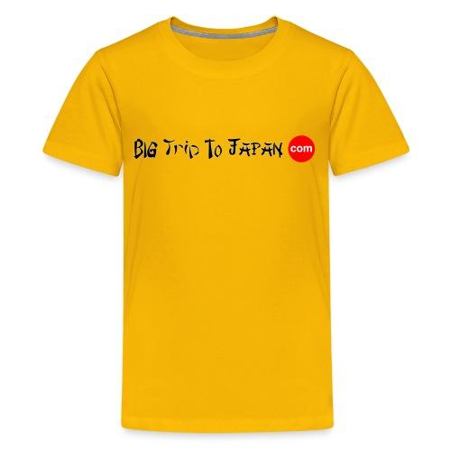 Big Trip To Japan - Kids' Premium T-Shirt