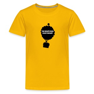 Grape Soda Podcast - Kids' Premium T-Shirt