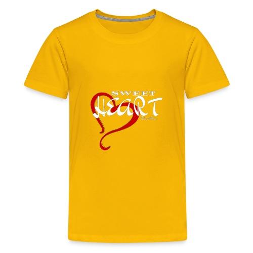 SWEETHEART RED - Kids' Premium T-Shirt