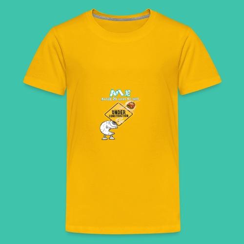 Me on Diet - Kids' Premium T-Shirt