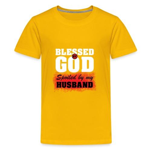 1A45632F 8D2B 4EDB A28A 25BACF3EF065 - Kids' Premium T-Shirt