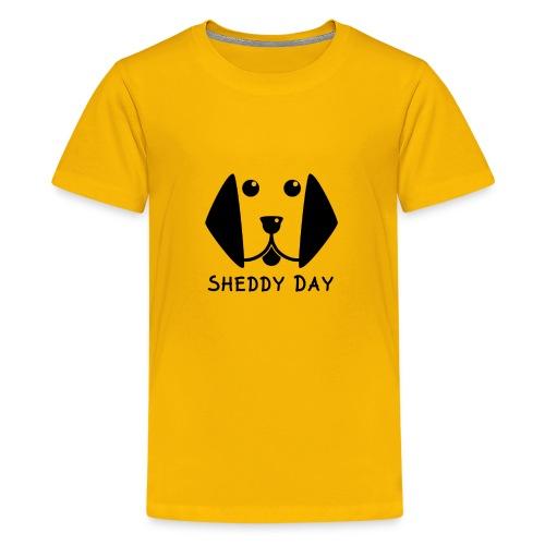 Sheddy Day - Kids' Premium T-Shirt