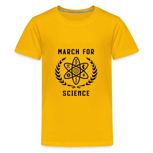 march science - Kids' Premium T-Shirt