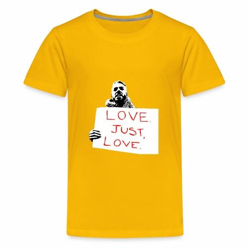 Just Love - Kids' Premium T-Shirt