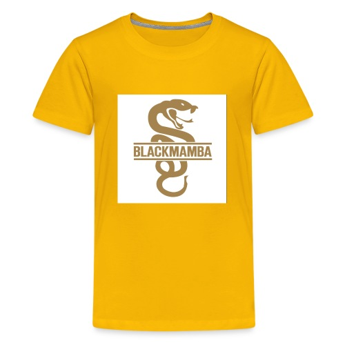 BLACK MAMBA - Kids' Premium T-Shirt