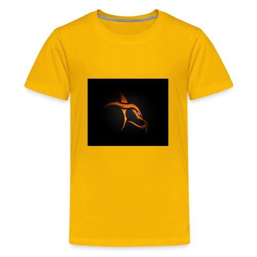 flametag sweatshirt for men's - Kids' Premium T-Shirt