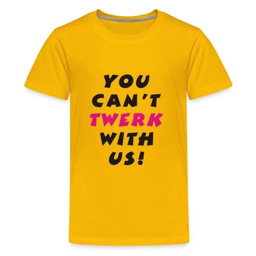 Twerking - Kids' Premium T-Shirt