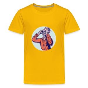 moderat logo - Kids' Premium T-Shirt