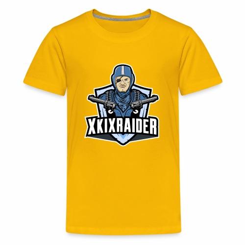 ki raider fam - Kids' Premium T-Shirt