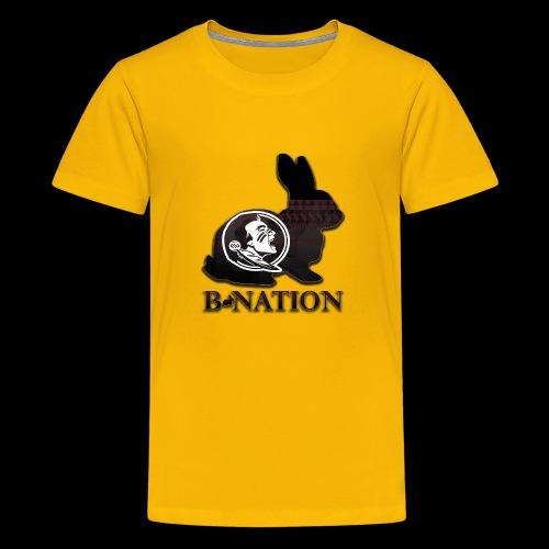 FSU Bunny - Kids' Premium T-Shirt