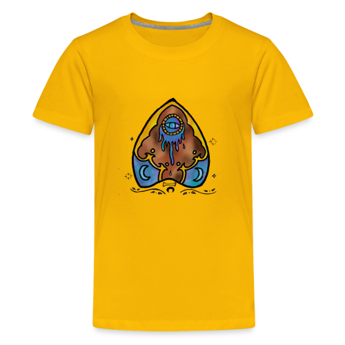 Mystical Quija - Kids' Premium T-Shirt