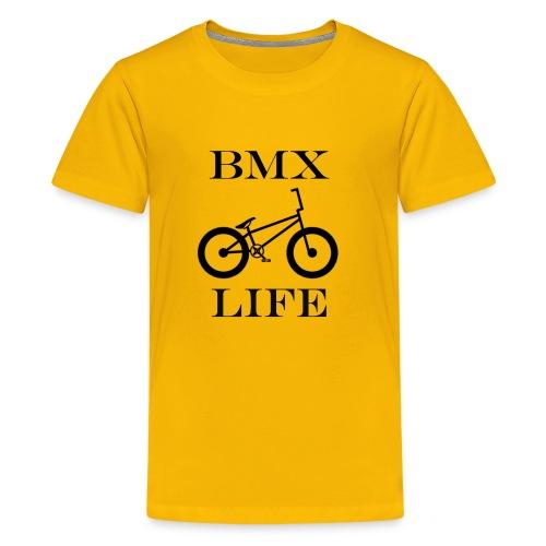 BMX LIFE - Kids' Premium T-Shirt