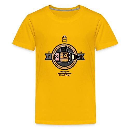 Medium Format 2 - Kids' Premium T-Shirt