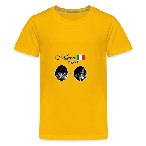 milano products - Kids' Premium T-Shirt
