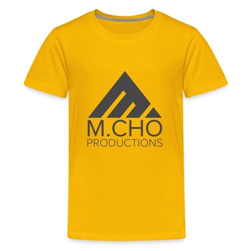 M.Cho Productions - Kids' Premium T-Shirt