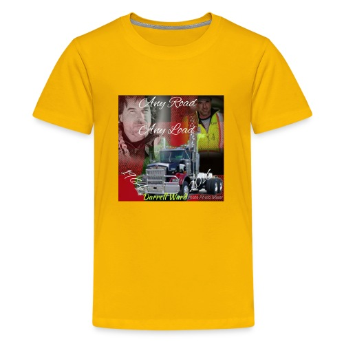 Anyroad anyload - Kids' Premium T-Shirt