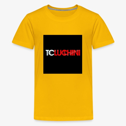 TC LUCHINI LOGO - Kids' Premium T-Shirt