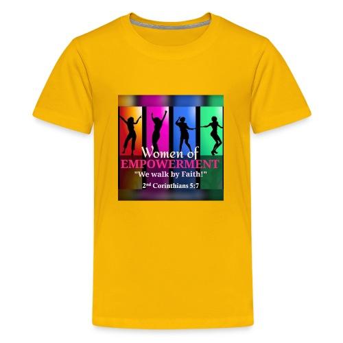 Woman Of Empowerment - Kids' Premium T-Shirt