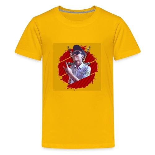 smoke - Kids' Premium T-Shirt