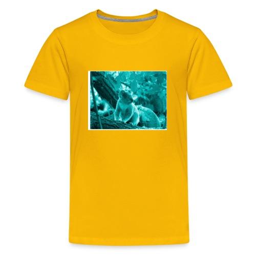 shady koala - Kids' Premium T-Shirt