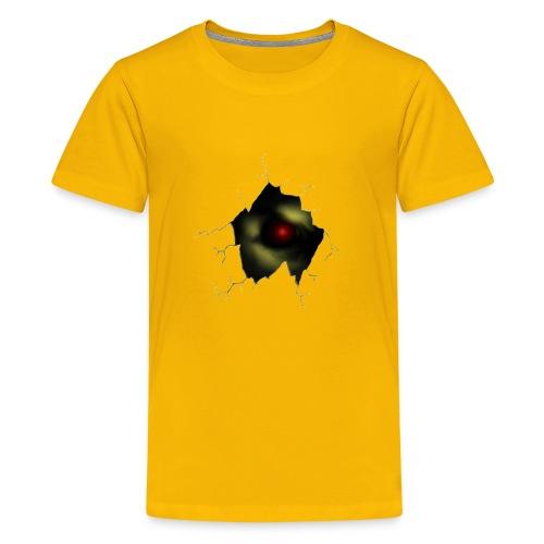 Broken Egg Dragon Eye - Kids' Premium T-Shirt