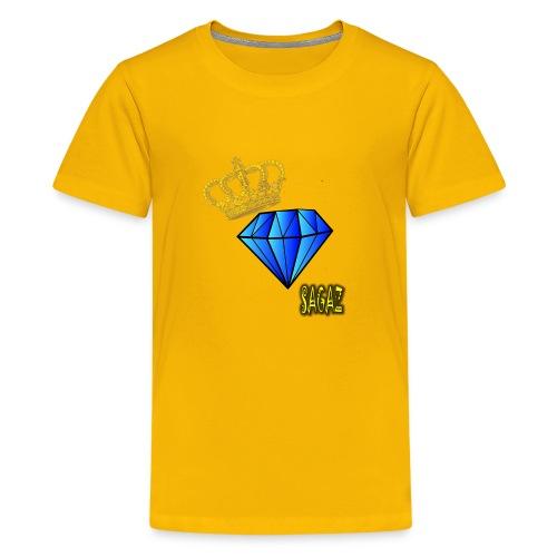 Sagaz diamante - Kids' Premium T-Shirt