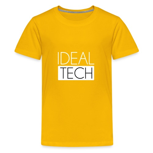Ideal Tech - Kids' Premium T-Shirt