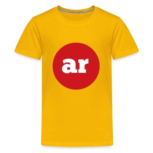 OAR LOGO 2 - Kids' Premium T-Shirt