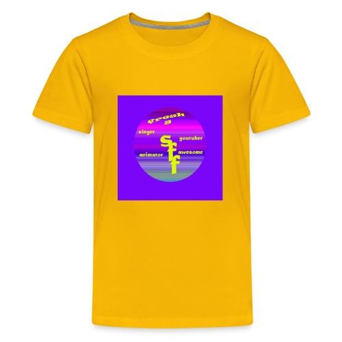 FRESH G APPAREL - Kids' Premium T-Shirt