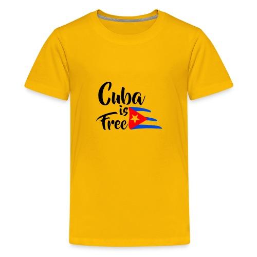 Fidel Castro - Kids' Premium T-Shirt