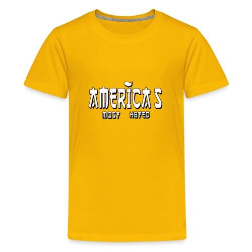 americas_most_hated - Kids' Premium T-Shirt