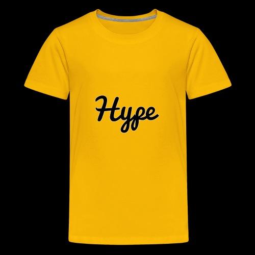 Hype Logo - Kids' Premium T-Shirt