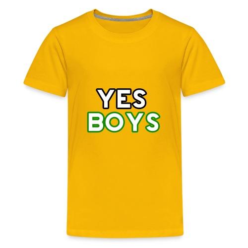 MERCHANDISE Yes Boys Campaign - Kids' Premium T-Shirt
